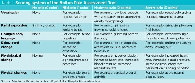 a nurse is performing a pain assessment for a client who is postoperative-2