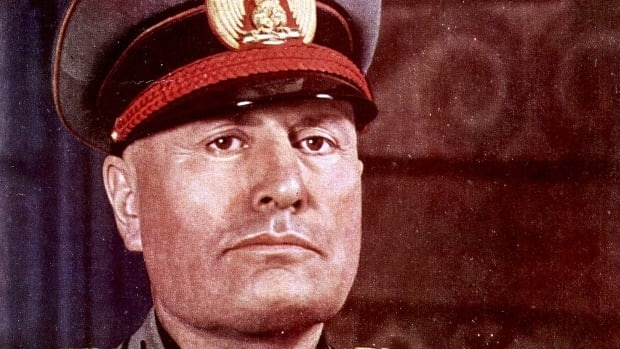 how did benito mussolini attempt to increase italy's power?-4