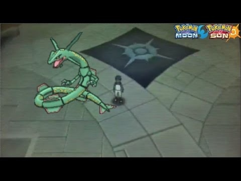 how to get rayquaza in pokemon ultra sun-2