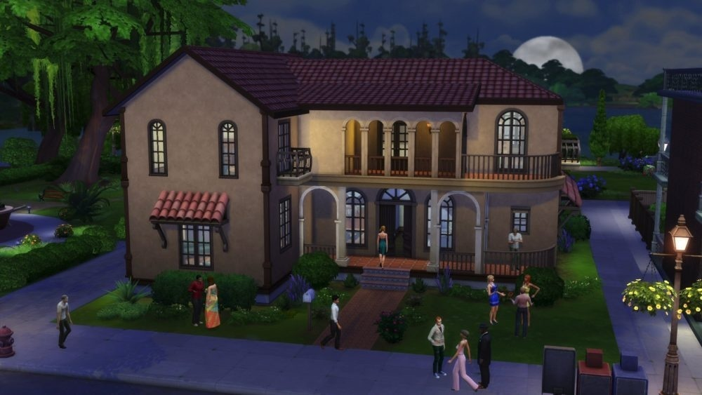 how to go upstairs in sims 4-0