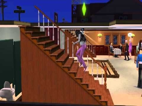 how to go upstairs in sims 4-1