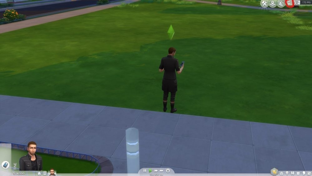 how to go upstairs in sims 4-2
