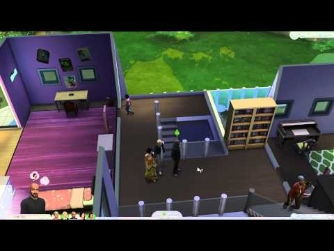how to go upstairs in sims 4-3