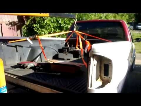 how to remove a truck bed by yourself-4
