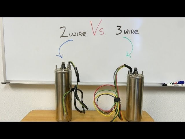 how to test a 3 wire submersible well pump-1