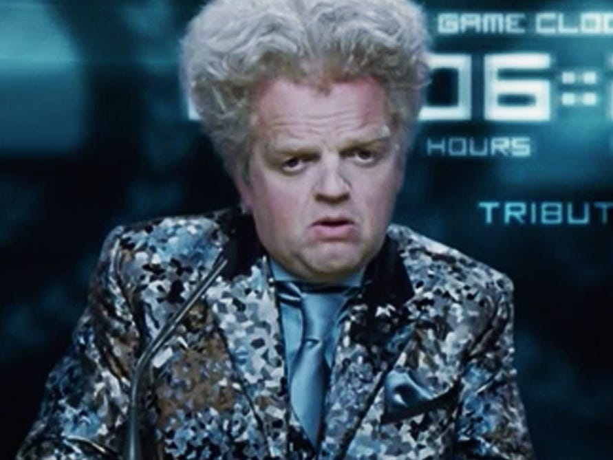 who is claudius templesmith in the hunger games-2