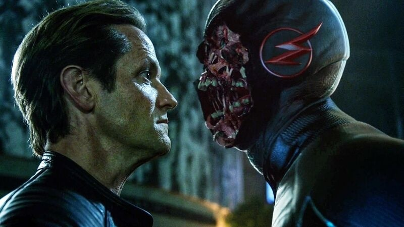 who is the villain in the flash season 4-1