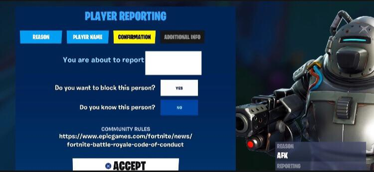 how to report someone on fortnite-3