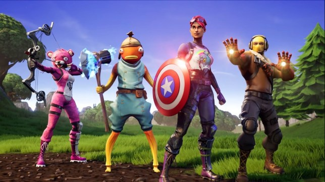 fortnite x avengers endgame-2