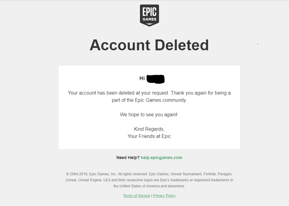 how to delete epic games account-0