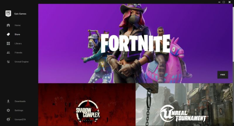 epic games store launcher-6