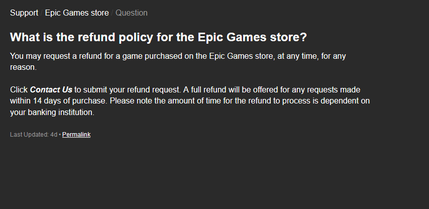epic games store refund-5