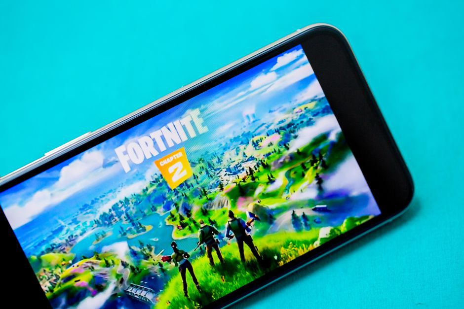 is fortnite on android-2