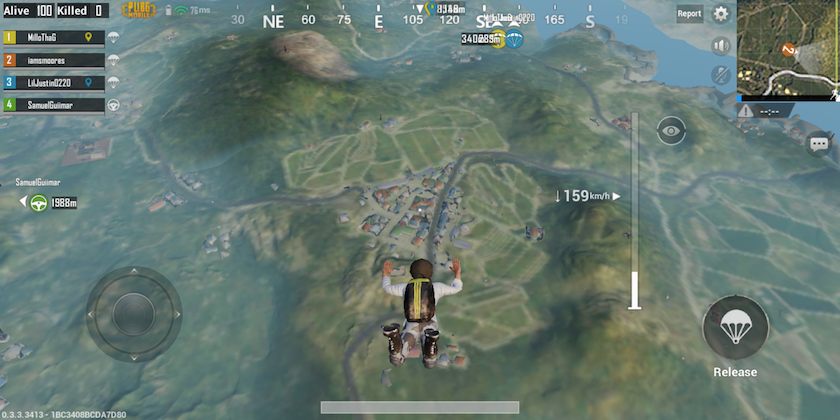 is fortnite on android-4