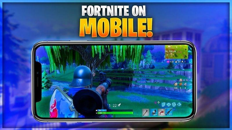 is fortnite on android-5