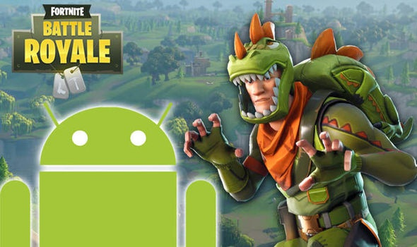is fortnite on android-6