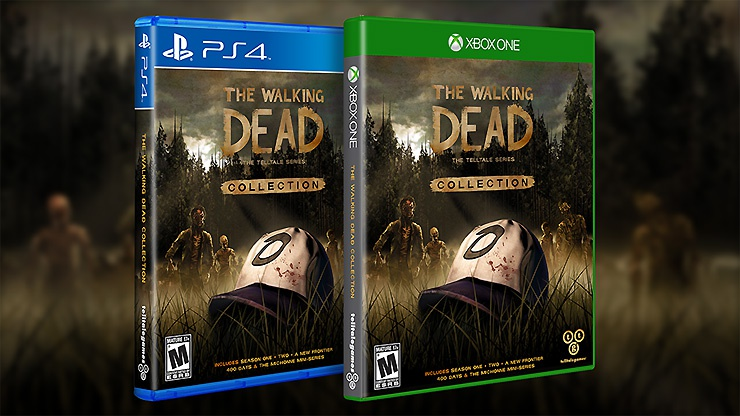 the walking dead collection pc-1