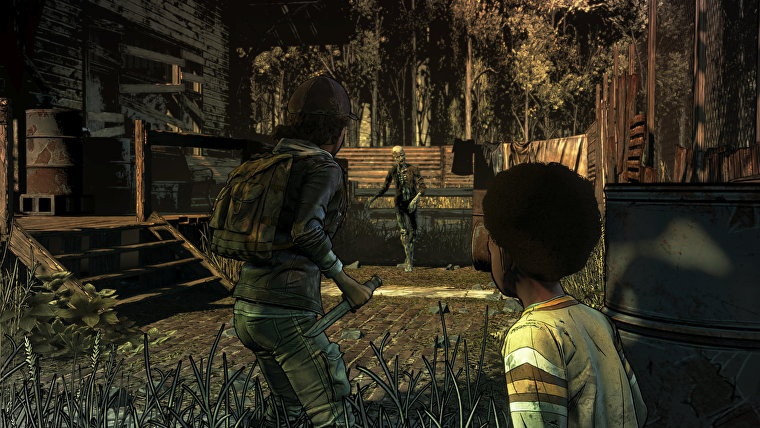the walking dead collection pc-7