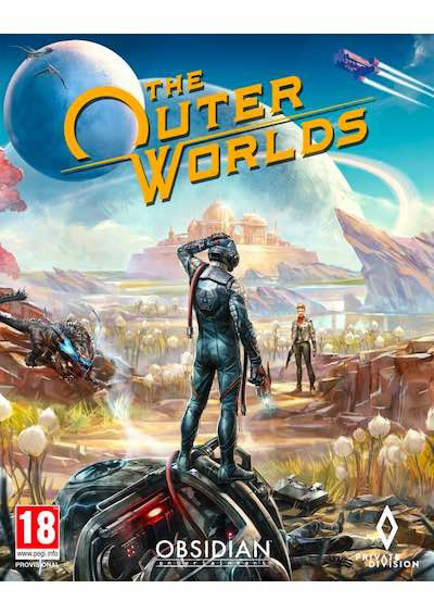 buy outer worlds pc-0