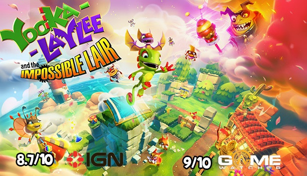 yooka laylee and the impossible lair-1