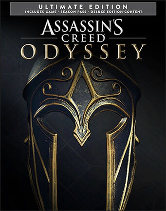 assassin's creed odyssey ultimate edition-2