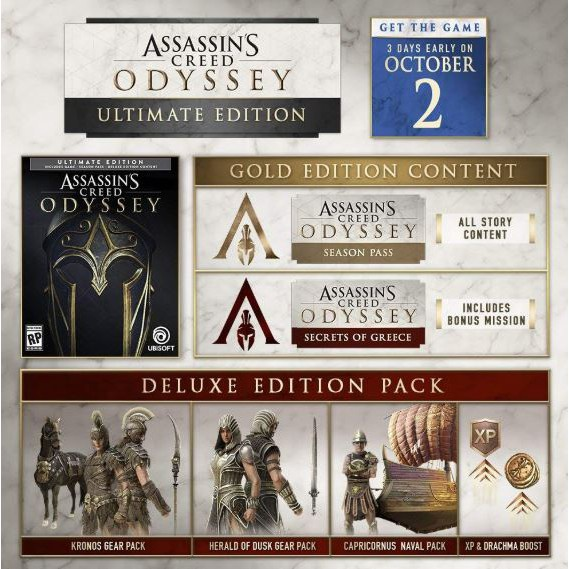 assassin's creed odyssey ultimate edition-5
