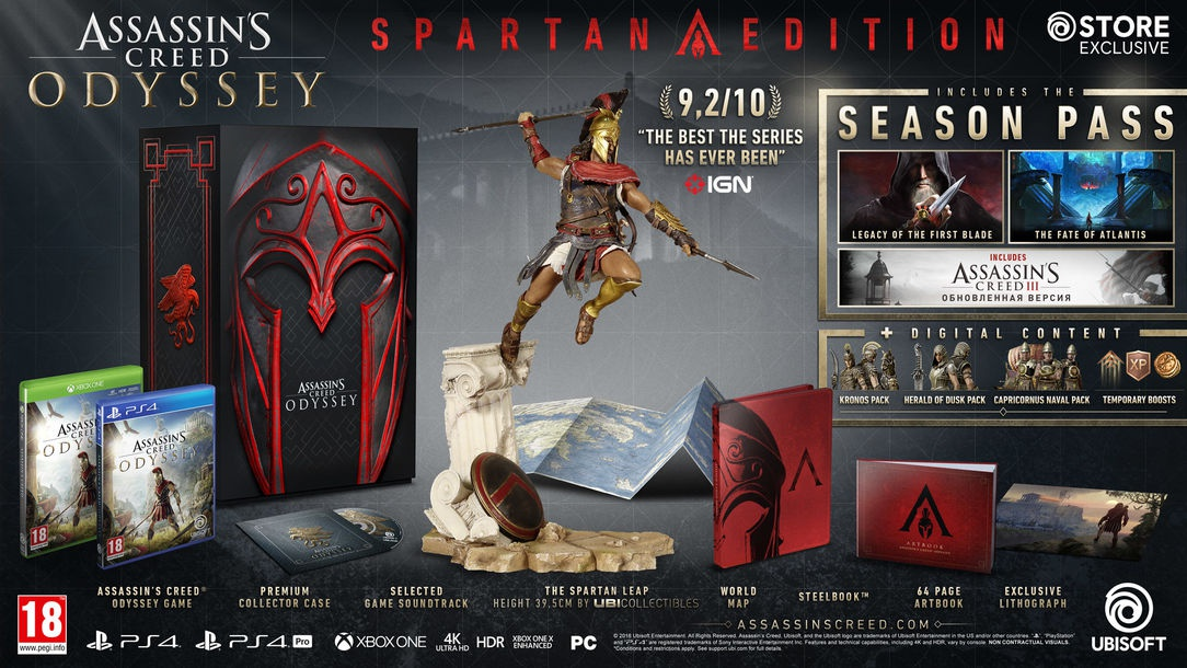 assassin's creed odyssey ultimate edition-6