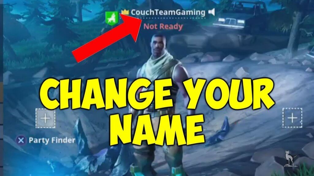 how to change name on fortnite-4